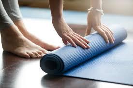 Différents enseignants, différents élèves tapis de sol yoga antidérapant