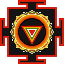 Le Yantra de la sirène Kali