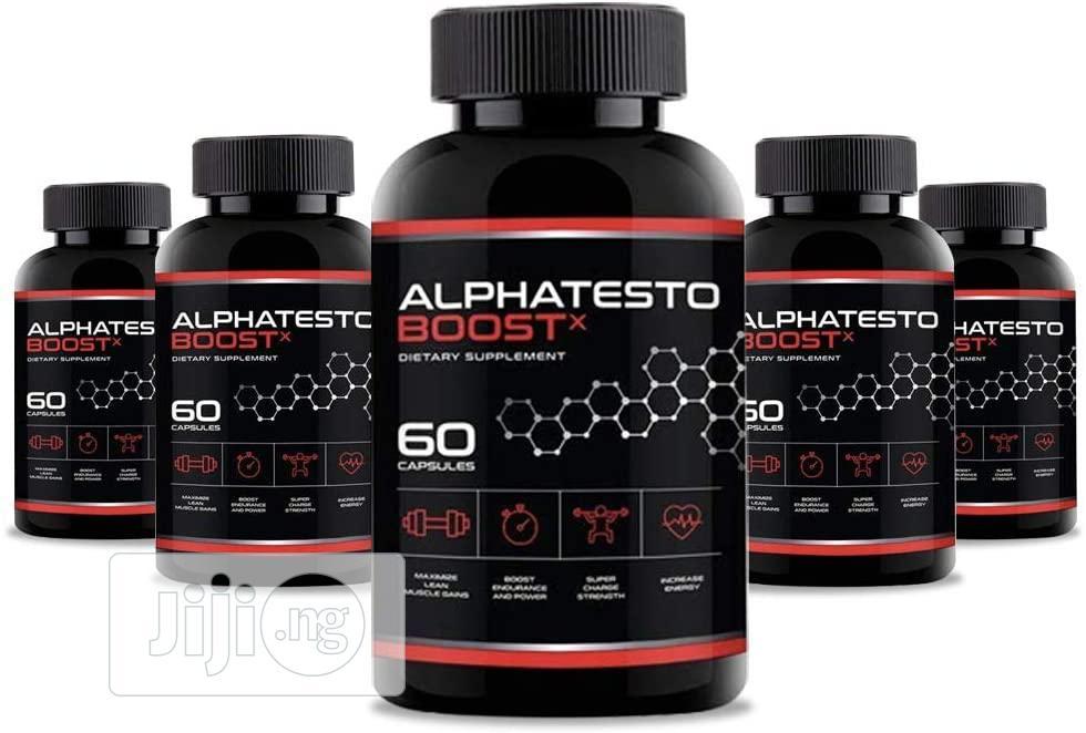 Alpha Testo Boost – pour la puissance - sérum – comprimés – avis